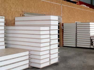 Склад строительных материалов
